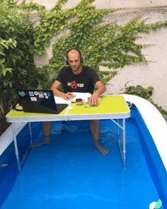 New #wayoflife as an #entrepreneur with #cohome ! #futureofwork #freelance #summer