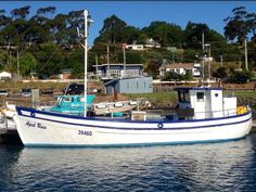 1966 timber double ender. Ex fishing boat, converted to family cruiser.