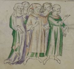 The Queen Mary Psalter 1310-1320 Royal MS 2 B VII  Folio 158v