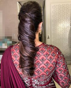 7 Beautiful Mehendi Hairstyles Perfect For The Bride | POPxo