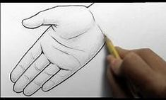 How To Draw Open Cupped Hands - Yahoo Video Search Results Drawing Skills, Drawing Lessons, Drawing Techniques, Drawing Sketches, Art Drawings, Sketching, Cool Pencil Drawings, Realistic Drawings, Realistic Eye