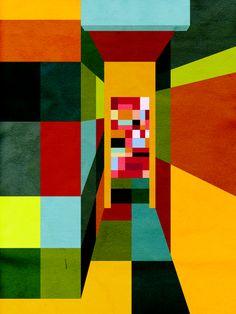 PERSPECTIVE 01 » Alexandre Reis #urbanarts #urbanartswall #arte #art #popart #poster #canvas #design #arq #decor #homedecor #homestyle #artdecor #wallart #arquitetura #architecture