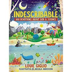 Indescribable: 100 Devotions for Kids About God and Science         >>> You can find out more details at the link of the image. (This is an affiliate link) #Books
