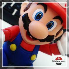 #mario #mariobros #game #gamer #games #videogame #marioworld #nintendo #bandai #fun #diversão #entretenimento #entertainment #kids #man #woman #bandainamco #figuarts #actionfigure #playstation #xbox #retro #selfie