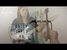 Mary Spender: DAILY SHRED | Birth In Reverse by St Vincent St Vincent was a huge inspiration for me. Seeing a woman play the guitar the way she does had a huge impact. Hope you like this. I've set myself the challenge to release a little video of me playing guitar for the 25 days of Christmas. Think of it as your musical advent calendar. Want to replicate my tone? Read here:http://ift.tt/2gQgSJV GET TICKETS TO MY NEXT HEADLINE SHOW BRISTOL UK:http://ift.tt/2h0AbB5…