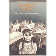 Maria Luisa by Winifred Madison. 1971. San Francisco is so big! Not like San Luis, AZ, where Maria Luisa had lived all her life, until Mama got sick. Here, there are so many things to see, so many people, and a whole new family--Mama's relatives--to get used to. And she faces prejudice for the 1st time in her life. Only when Peter, a Danish boy, and a sympathetic teacher come into her life, can she find the courage to adapt and learn from her new discoveries.