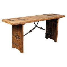 Vhidi Console Table  at Joss and Main