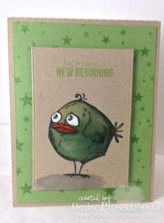 """Craft Confectionery: Make it Masculine Blog Hop """"Each day is a New Beginning"""""""