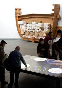 MUSEUM OF UNDERWATER ARCHAEOLOGY. CARTAGENA. SPAIN - www.borismicka.com