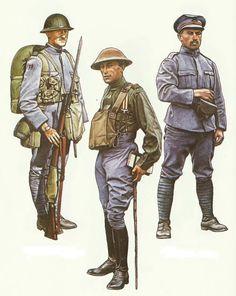 Ejército de Portugal: http://www.elgrancapitan.org/foro/viewtopic.php?f=97&t=17518&start=4770#p917709