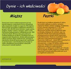 Właśnie zaczyna się sezon na dynie, w naszej kuchni będzie to bardzo popularne warzywo w najbliższym czasie ze względu na bogate właściwości. Cantaloupe, Fruit, Blog