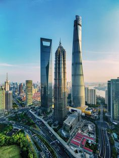 Shanghai Tower: Gensler's Xiaomei Lee on the Tallest Building in China - Architizer