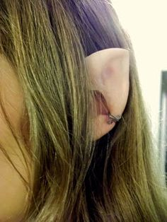 My elf ears! Love these things. Can't wait to don them again for the premiere! ^_^