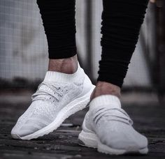 Adidas Ultra Boost Uncaged White edition