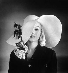 Marilyn Monroe photo by Carl Perutz 1958.
