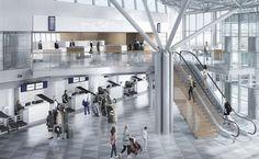 Finavia overhauls Helsinki Airport