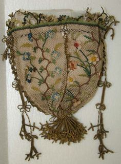Object Name  Bag  Date  18th century
