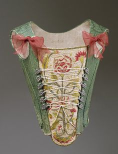 18th century bodice