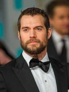 Henry Cavill attends the EE British Academy Film Awards at The Royal Opera House on February 8, 2015 in London, England.