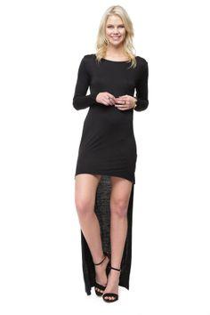 90s Lullaby - QUEEN BEE BLACK MAXI DRESS, $21.90 (http://www.90slullaby.com/shop/dresses-now/queen-bee-black-maxi-dress/)