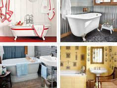 easy budget bath upgrades