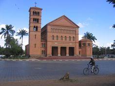 church in Lubumbashi