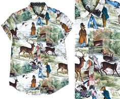 Cuckoo Nest Clothing   S/S13 Outdoor Nostalgia Prints print pattern graphics