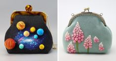 I Find Felting Healing And Relaxing So I Use It To Create Berets And Purses | Bored Panda