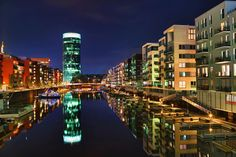 Frankfurt am Main/Germany by Night