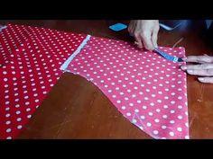 Picnic Blanket, Outdoor Blanket, Draped Dress, Youtube, Toddler Girl Dresses, Short Dresses, Dressmaking, Manualidades, Youtubers