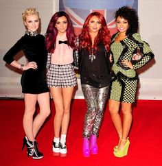 Little Mix's debut album dominates charts at No. 4!    Find out more here:  http://metro.co.uk/2013/06/05/little-mixs-dna-crashes-into-us-album-charts-at-number-four-3829541/