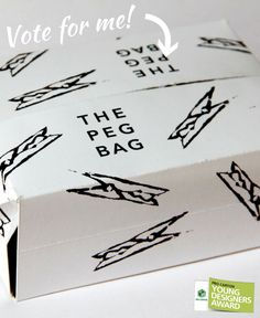 Support this young design with your vote! Every voter has the chance to win an iPad Air All 27 designs are shortlisted for the public award for the Pro Carton Young Designers Award A competition for students devoted to carton packaging and ideas. Peg Bag, Young Designers, Design Competitions, Ipad Air, Awards, Students, Public, Packaging, Ideas