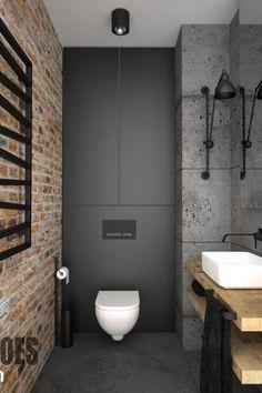5 Accomplished ideas: Narrow Bathroom Remodel Grey bathroom remodel beige and wh. - 5 Accomplished ideas: Narrow Bathroom Remodel Grey bathroom remodel beige and wh. Industrial Bathroom, Modern Bathroom, White Bathroom, Bathroom Ideas, Budget Bathroom, Bedroom Modern, Bathroom Sinks, Bedroom Decor, Decor Room