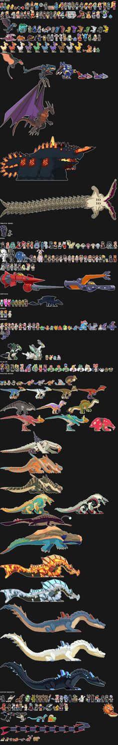 Starbound - A Whole Buttload of Sprites by Dragonith.deviantart.com on @deviantART
