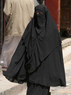 Yemeni khimar