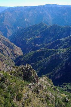 Copper Canyon Hike in Mexico - North America's Largest Canyon + 25 of the World's Best Hikes to Put on Your Bucket List (photo: Chiva Congelado) // localadventurer.com