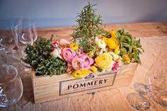 Resultado de imagem para wooden boxes and flowers