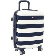 Cute Luggage, Mens Luggage, Carry On Luggage, Luggage Bags, Mens Travel Bag, Travel Bags, Travel Ideas, Tommy Hilfiger Luggage, Tommy Hilfiger Mujer