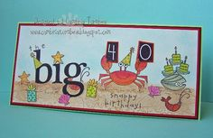 The BIG 40 Crabby Birthday