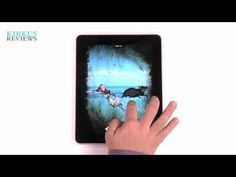 Top Ten iPad Storybook Apps from Kirkus Reviews