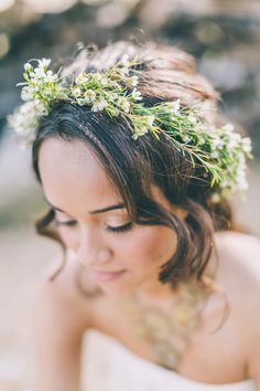 Natural Rustic Wedding