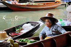 Damnoen Saduak 8/8 (Portrait), via Flickr.