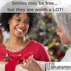 At Implant & Perio Specialists of Kansas, we can make your smile even MORE beautiful. Call us today at 316-683-2525.