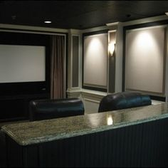 ... on Pinterest  Small Media Rooms, Media Rooms and Media Room Design
