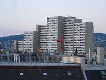 Hochhäuser in Zürich – Wikipedia