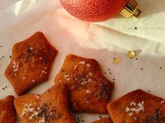 Receita Bolachinhas de mel, sementes de papoila e flor de sal, de Soniasff - Petitchef
