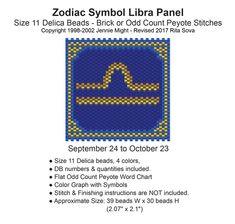 Zodiac Symbol Libra Panel, Sova Enterprises