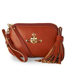 VIVIENNE WESTWOOD Dolce Vita across-body bag