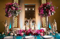 Moroccan Wedding Inspiration, By Way of Scottsdale