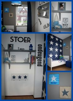 Slaapkamer jongens bedroom boy on pinterest bunk bed triple bunk